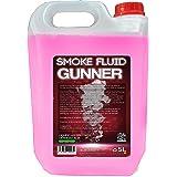 Fumée liquide à haute densité. Odeur de fraise. 5 litres.