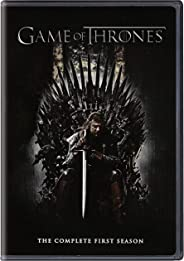 Game of Thrones Complete First Season DVD