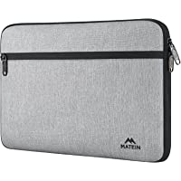 MATEIN Laptoptasche, 13.3 Zoll Laptop Hülle Tasche Wasserdicht Laptophülle Stoßfest Laptop Sleeve Notebook Case…