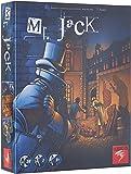 Mr Jack London - Asmodee - Jeu de société - Jeu d'enquête - Jeu de déduction - 2 joueurs