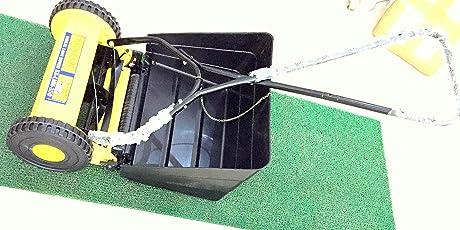 Kisan Kraft KK-LMM-350 Manual Lawn Mower