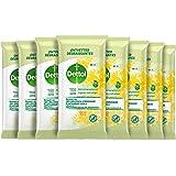 Dettol Schoonmaakdoekjes Bio afbreekbaar - Citrus 8 x 50 DoekjesGrootverpakking