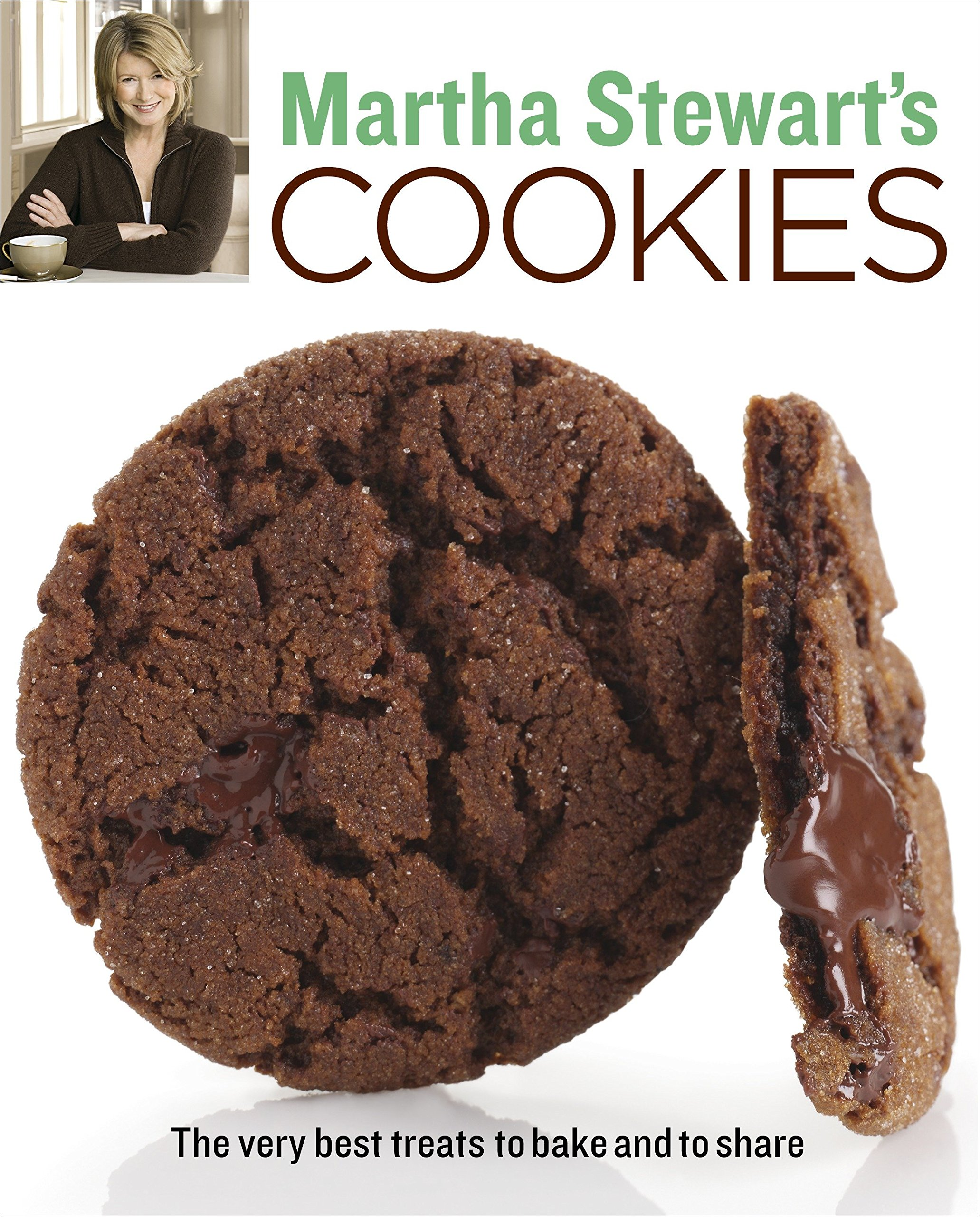 91kKDHGPu7L - Martha Stewart's Cookies: The Very Best Treats to Bake and to Share