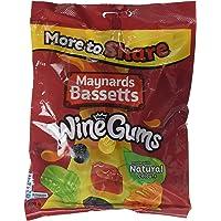 Maynards Bassetts Wine Gums Sweets Bag, 400 g