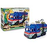 Ben 10- Rustbucket vehículo playset (Giochi Preziosi BEN03000)