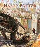 Harry Potter and the Goblet of Fire: Illustrated Edition (Harry Potter Illustrated Edtn)