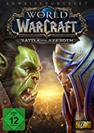 World of Warcraft: Battle For Azeroth - Standard Edition [PC Download - Battlenet Code]