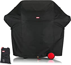 BARTSTR Premium Grillabdeckhaube 140 x 65 x 115 - Höchste Qualität für Deinen Grill - Grillabdeckung der Extraklasse!