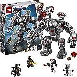 LEGO® Marvel Super Heroes™ L'armure de War Machine Jeu de construction, 7 Ans et Plus, 362 Pièces  76124