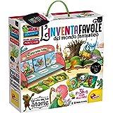 Liscianigiochi Montessori L'Inventafavole del Mondo Fantastico, 72644
