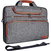 """DOMISO 15-15,6 Zoll Wasserdicht Laptop Tasche Aktentasche Schultertasche Notebooktasche für 15.6"""" Lenovo IdeaPad…"""