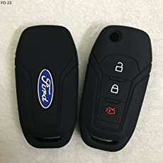 SFK Key Cover for Ford Figo Aspire and Ford Endavour (for Flip(Folding) Key only) Check All Images Before Buying
