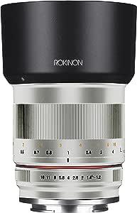 Rokinon Rk50m Fx Sil 50mm F1 2 As Umc High Speed Lens Kamera