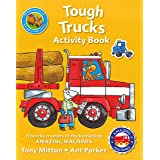 Amazing Machines Tough Trucks Activity