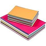 60-pack de 2mm en mousse EVA Craft Feuilles au format A4-Multicolore 30x Feuilles et 30x A5-size Feuilles-Craft Fourni