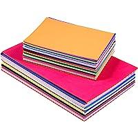 60-pack de 2 mm en mousse EVA Craft Feuilles au format A4 - Multicolore 30 x Feuilles et 30 x A5-size Feuilles - Craft…