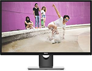Dell SE2717H 68,6 cm (27 Zoll) Monitor (1920 x 1080, LED, HDMI, VGA, 6ms Reaktionszeit)