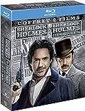 Sherlock Holmes + Sherlock Holmes 2 : Jeu d'Ombres - Coffret