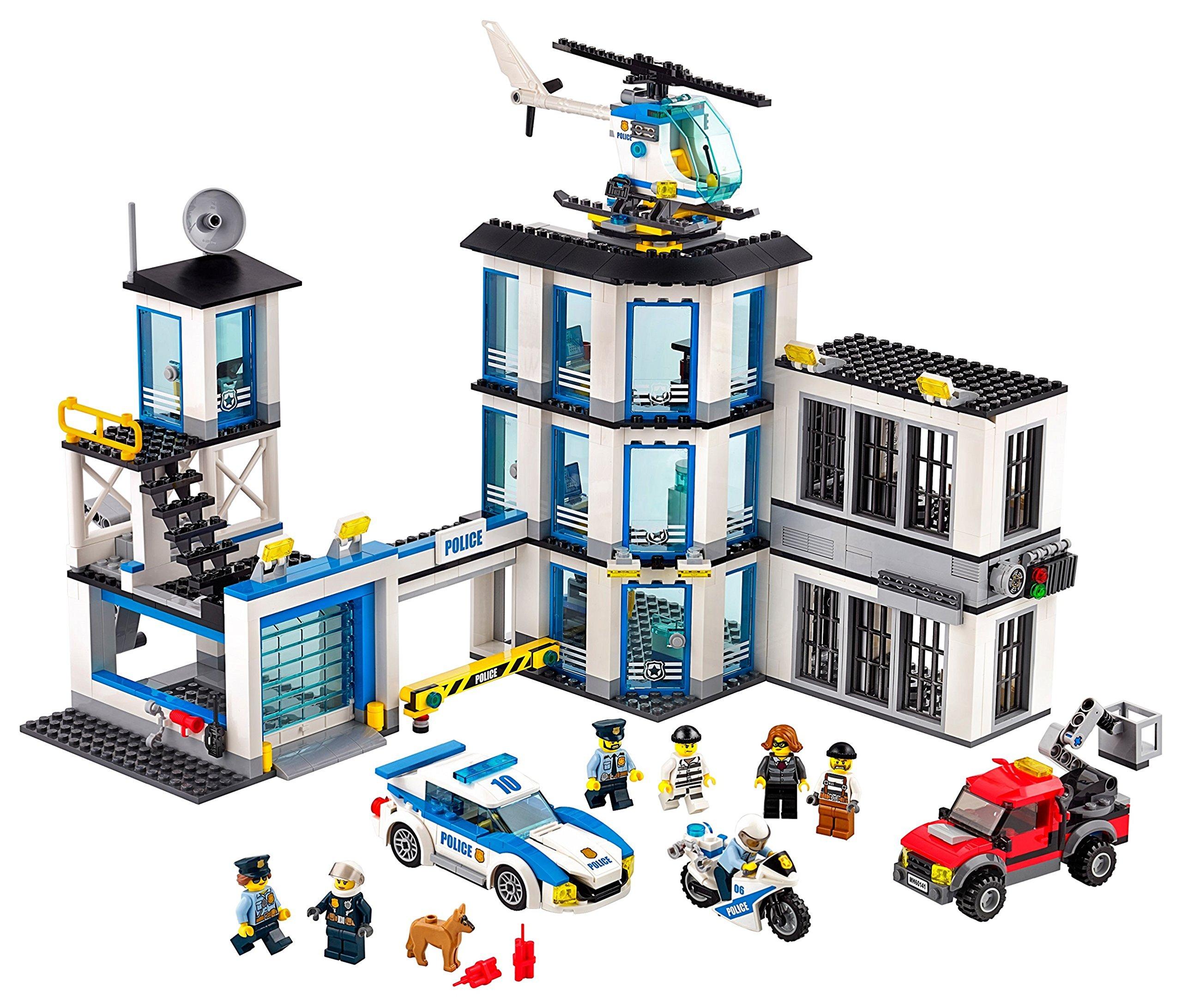 LEGO- City Stazione di Polizia, 60141 4 spesavip