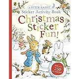 Peter Rabbit Christmas Fun Sticker Activity Book (Activity Books)