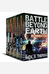 Battle Beyond Earth - Box Set (Books 1-5) Kindle Edition