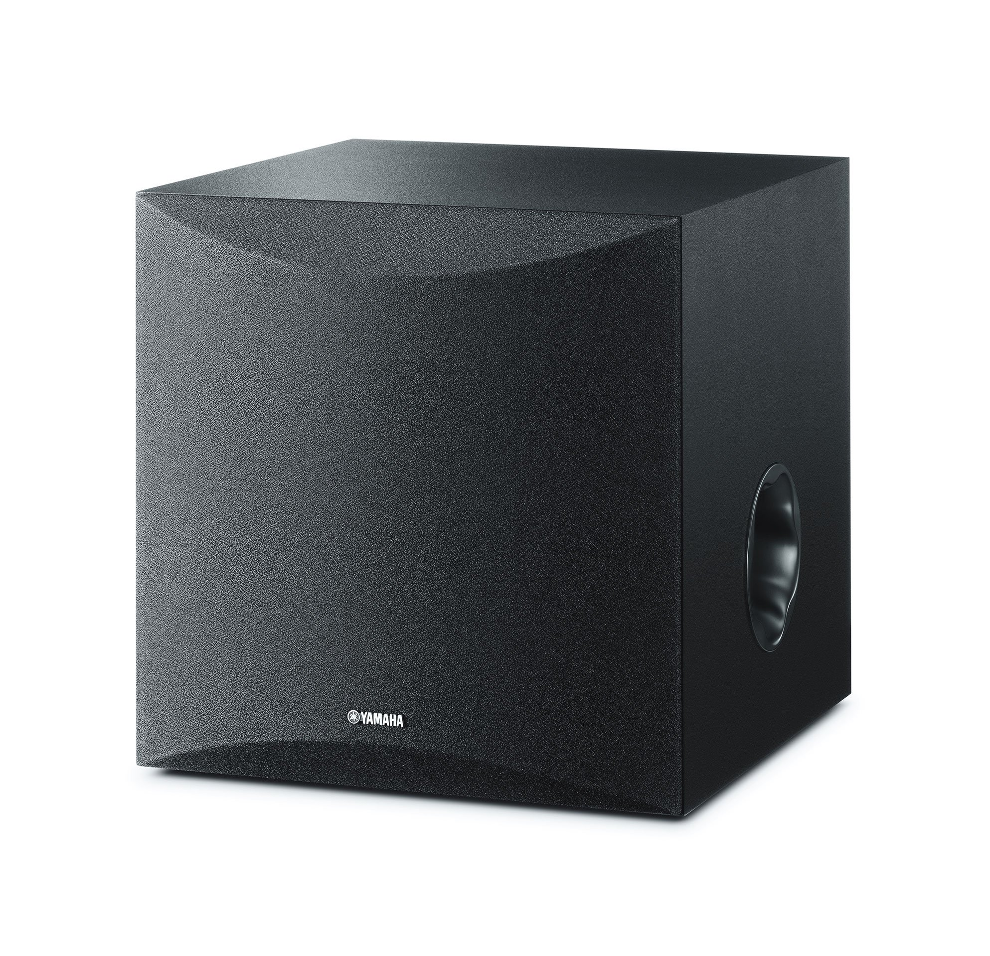Yamaha NSSW050 Powered Subwoofer with 8 Driver – Black