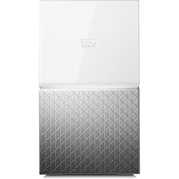 Western Digital 4TB My Cloud Home Duo Dual-Drive Personal Cloud, Network Attached Storage