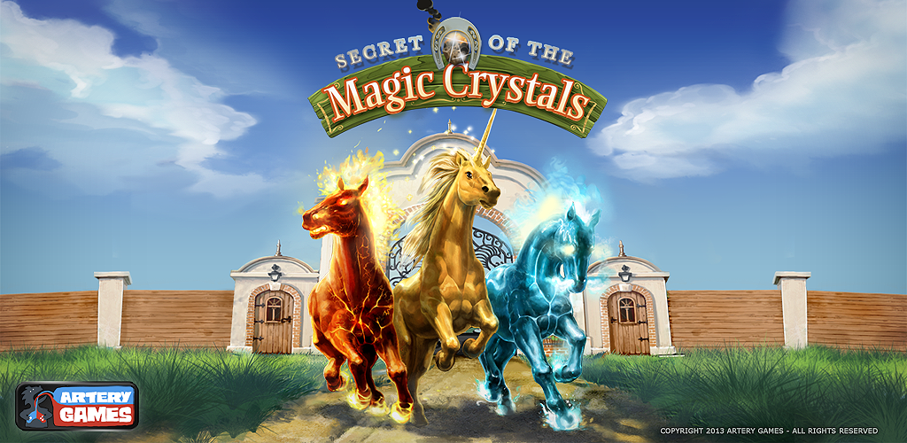 Magic Crystals Games
