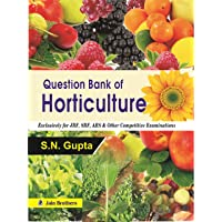 Question Bank of Horticulture