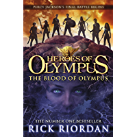 The Blood of Olympus (Heroes of Olympus Book 5) (Heroes Of Olympus Series)