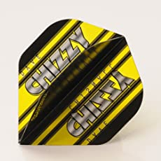 5 x Sets Dave Chizzy Chisnall Target Vision Dart Flights