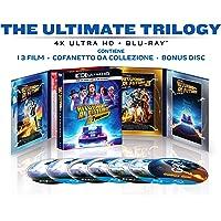Ritorno Al Futuro Trilogia 35Th Anniversary Collec. (4K+Br) ( Box 7 4K+Br )
