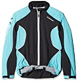 X-Bionic Erwachsene Funktionsbekleidung Biking Lady Symframe OW Jacket Black/Tur