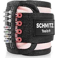 Magnetarmband für Handwerker [2021] Frauen Werkzeug - Werkzeug Pink - Rosa Werkzeug - Werkzeug zum Nähen und Handwerken…