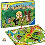 """Ravensburger 21570 6 """"The Mole And His Favorite"""" Game"""
