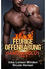 Feurige Offenbarung - Dämonenglut 1: Gay Fantasy Romance (Dämonenglut Serie) Kindle Ausgabe