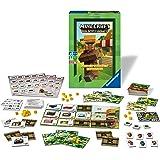 Ravensburger 26869 - Minecraft Builders & Biomes Farmers Market Expansion - rozszerzenie do gry planszowej Minecraft Builders