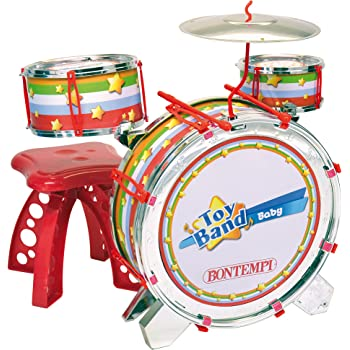 Bontempi 51 4569 - Batteria Super Wings  Amazon.it  Giochi e giocattoli f74cb3718d3