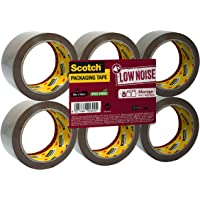Scotch Ruban adhésif en polypropylène 50 mm x 66 m Lot de 6