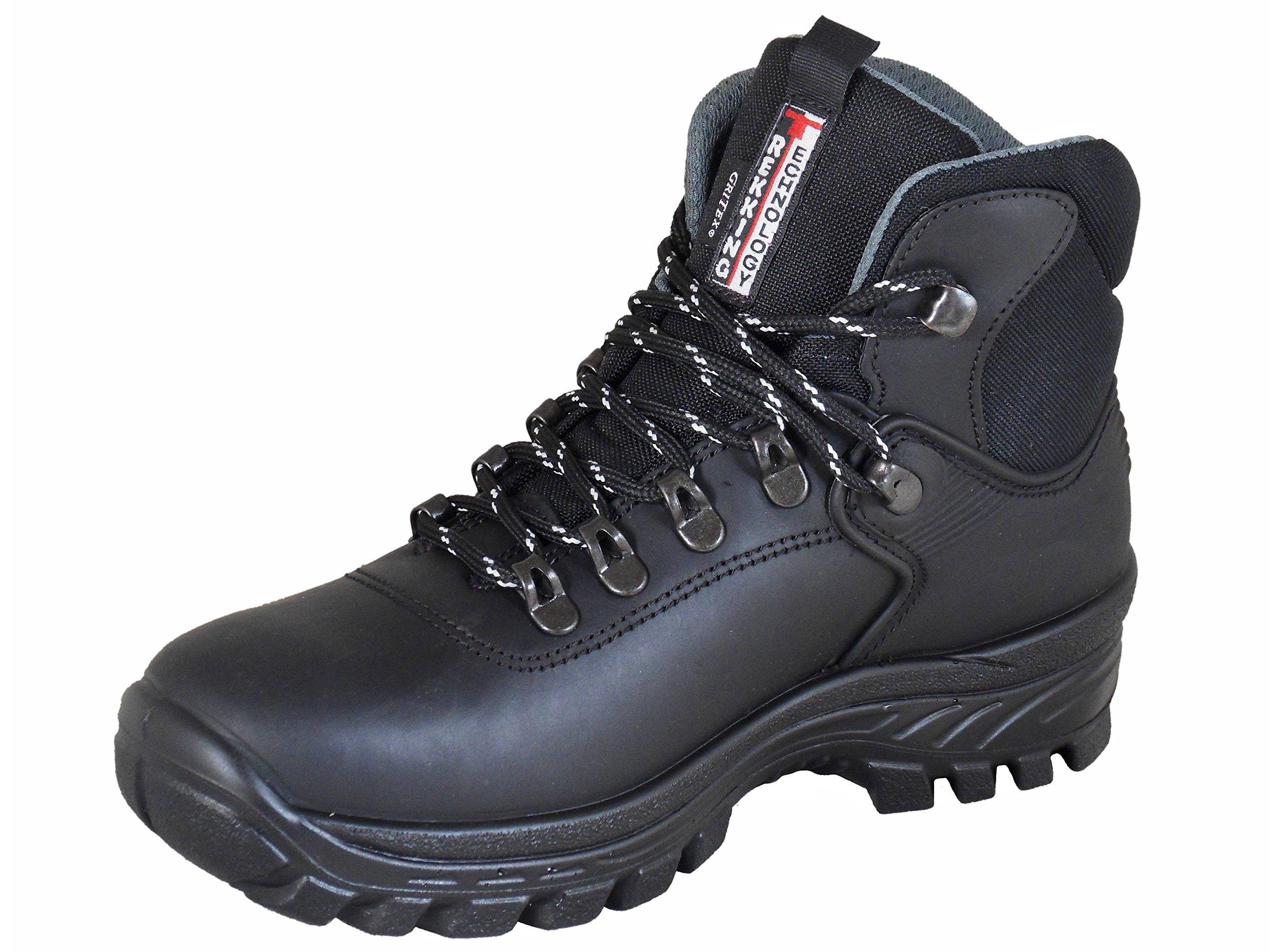91kojbwCKuL - Grisport Explorer Ladies Lightweight Waterproof Walking Boots Black