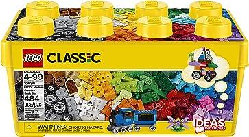 LEGO Classic - Scatola Mattoncini Creativi, 10696