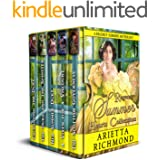 The Regency Summer Hearts Collection: A Regency Summer Anthology (Regency Seasons Collections Book 3)