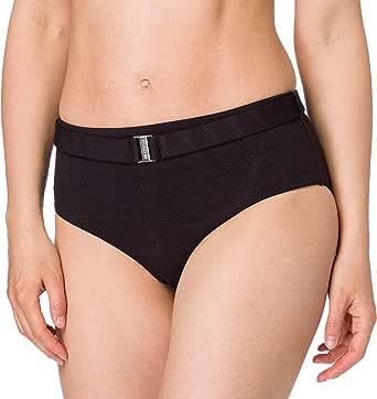 Seafolly Wide Side Retro Bikini Slip Donna