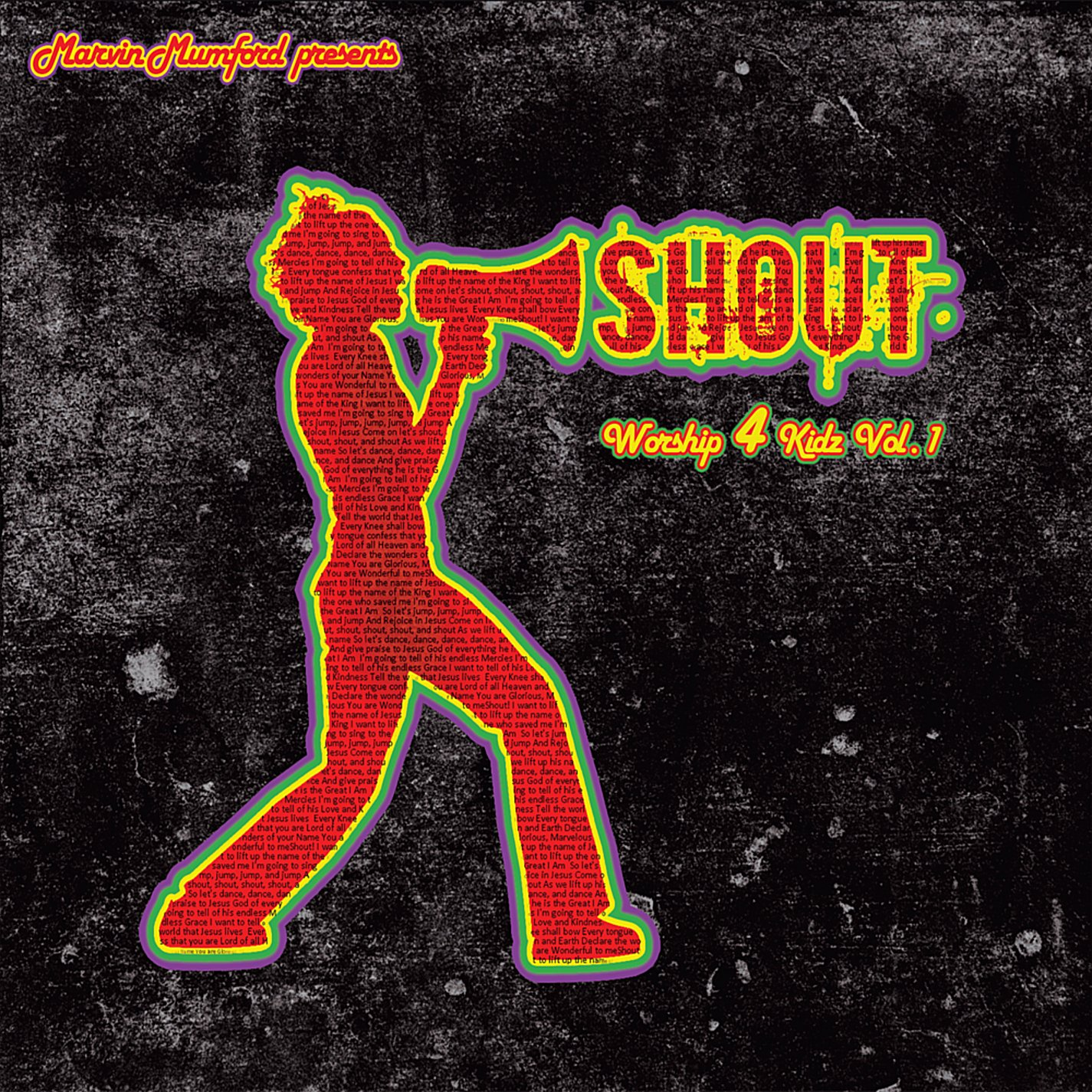 Vol.1-Shout Worship 4 Kidz