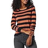 Amazon Essentials Suéter Ligero de Cuello Redondo Mujer