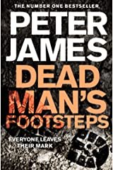 Dead Man's Footsteps (Roy Grace Book 4) Kindle Edition