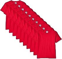 Fruit of the Loom T-Shirt (Pacco da 10) Bambino