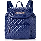 Love Moschino Quilted Nappa Pu, Borsa a Zainetto Donna, 15x10x15 cm (W x H x L)
