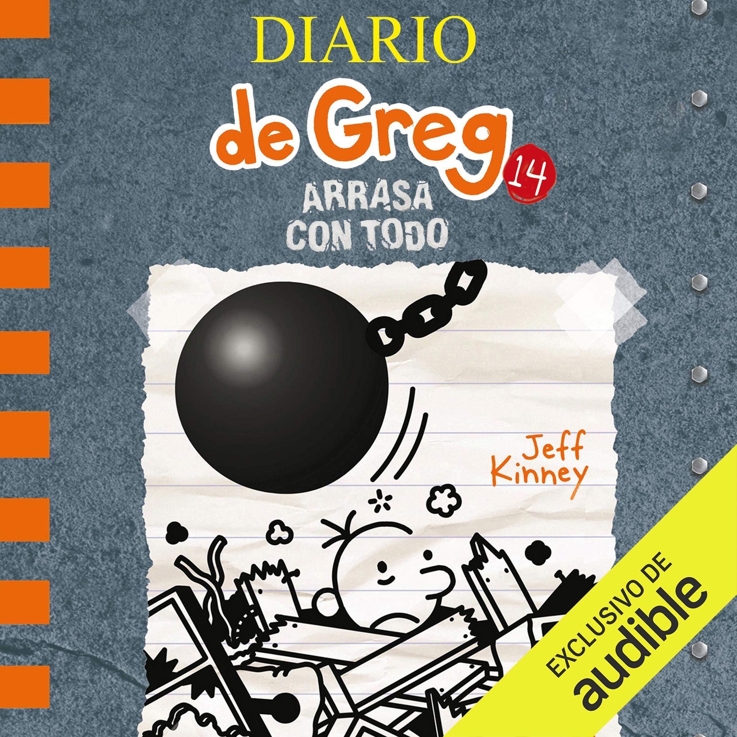 Diario de Greg arrasa con todo