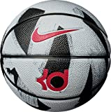 Nike Erwachsene KD Playground 8P Basketball Black/White/Uni, 7